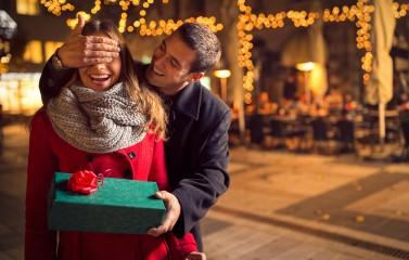 romantiskas davanas