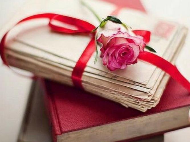 Visas dāvanas valentīndienas vēstules