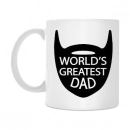 Krūze 'World's Greatest DAD""