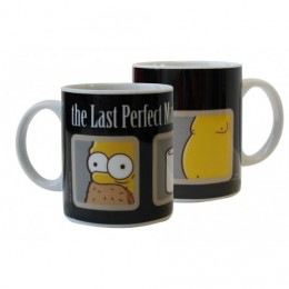 "Krūze Simpsons ""The last perfect man"""