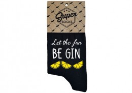 "Zeķes ""Let the fun BE GIN"""